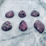 Purple Ruby Zoisite Cabochon