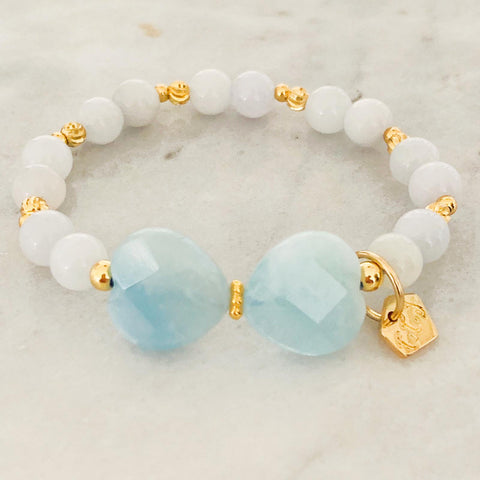 White Jade Blue Ribbon (LIMITED EDITION)