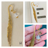 CCJ Gemstone Bookmark