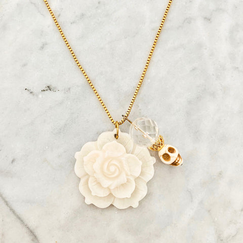 Empress & The Rose Necklace