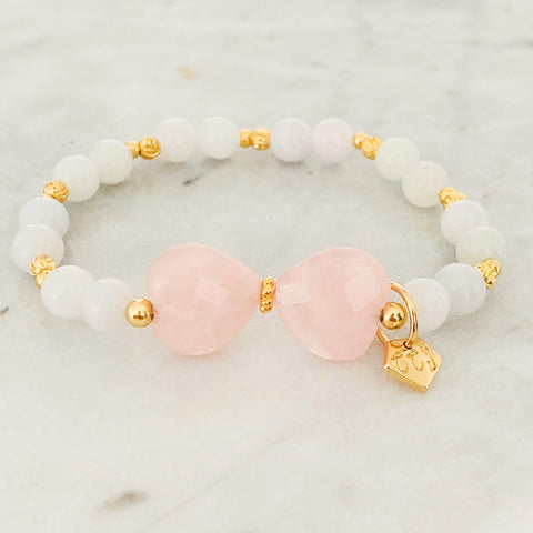 White Jade Pink Ribbon (LIMITED EDITION)