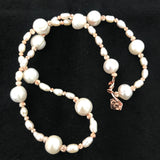 The Covet Pearl Necklace/Anklet RGHW