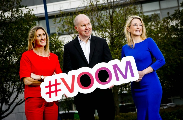 Irish Tech News, 12 IRISH BUSINESSES VYING FOR POLE POSITION IN VOOM 2016 COMPETITION