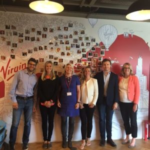 Virgin.com, 9th June 2016, The ten entrepreneurs shortlisted for the #VOOM Impact Award, sponsored by Virgin Unite, made their way to Virgin HQ this week for pitching day.