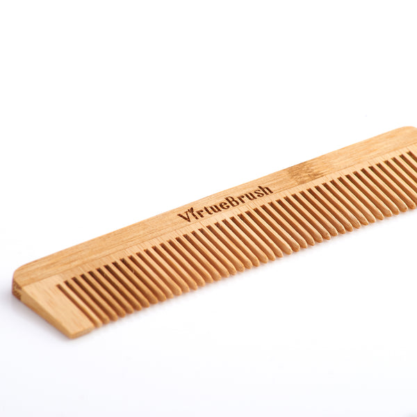 BAMBOO POCKET HAIR COMB