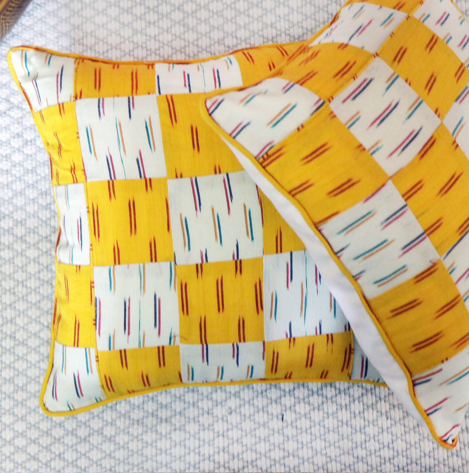 PATCHWORK HOME DECOR CUSHIONS