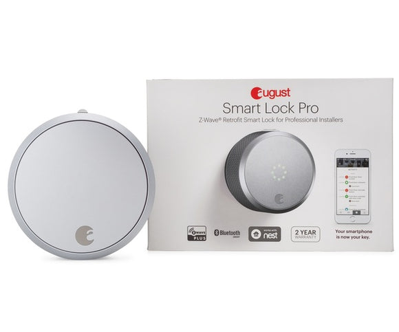 August Smart Lock Pro (3rd generation) - digitalhome philippines