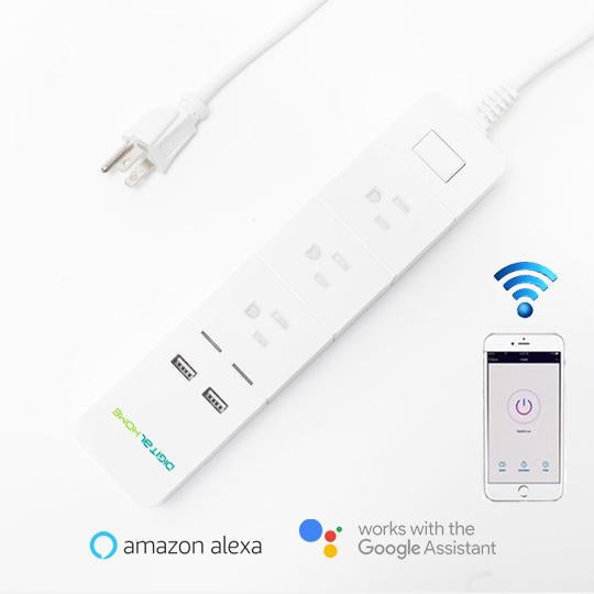 SP700 WiFi Power Extension Plug (Works with Alexa & Google Assistant) - digitalhome philippines