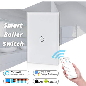 SH100 WiFi Water Heater Switch (Works with Alexa & Google Assistant) - digitalhome philippines
