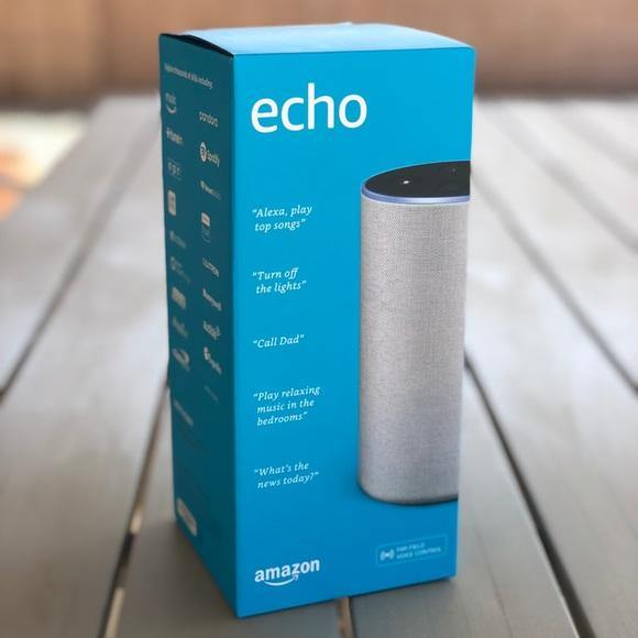 ECD200 Amazon Echo 2nd Generation (PH compatible version) - digitalhome philippines