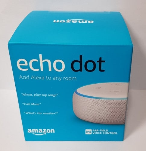 ECHD300 Amazon Echo Dot 3rd Generation (Philippines compatible version) - digitalhome philippines