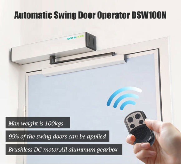 SDS100 Automatic Swing Door Opener - digitalhome.ph