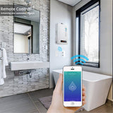 SH100 WiFi Water Heater Switch (Works with Home & Alexa) - digitalhome.ph