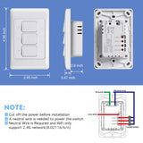 SW500 WiFi Mechanical Switch (Works with Alexa and Home) - digitalhome philippines