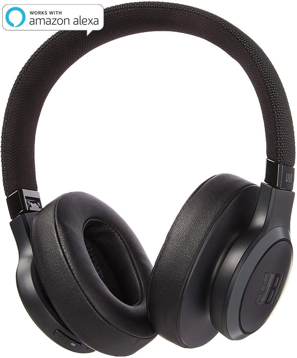 JBL Live 500 BT, Around-Ear Wireless Headphone (works with Alexa) - digitalhome philippines