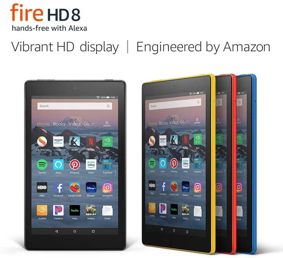 Fire HD 8 Tablet 32G (8