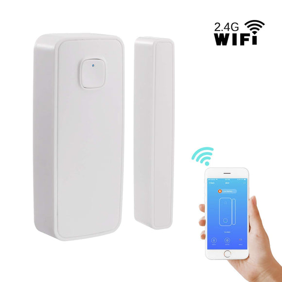 SN002 Smart Door/Window sensor (Works with Alexa & Home) - digitalhome philippines