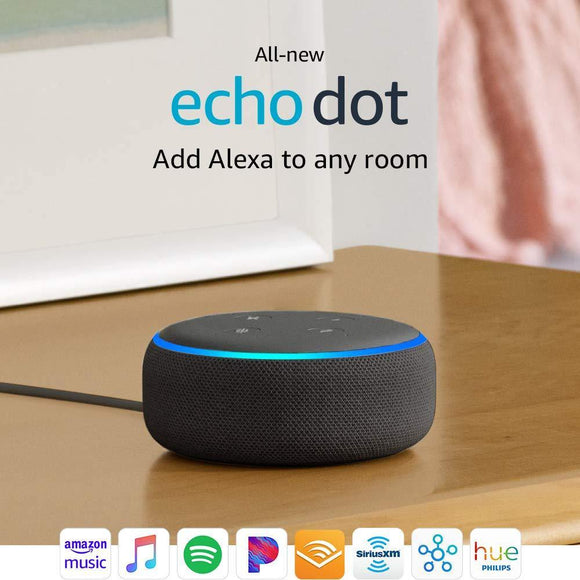 Amazon Echo Dot 3rd Generation - digitalhome philippines