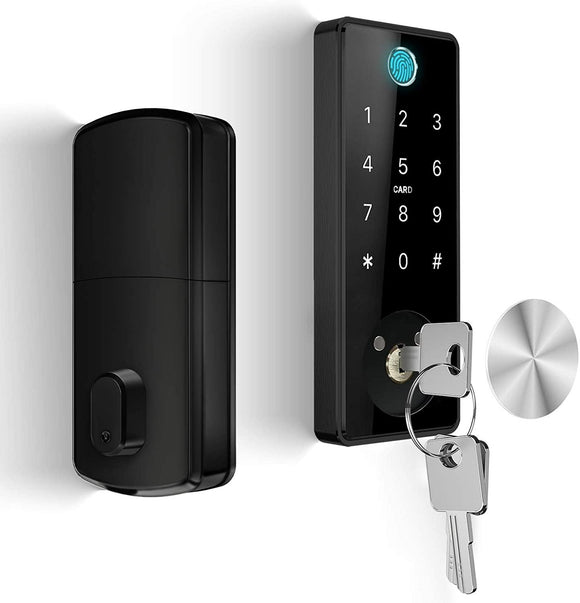 DH210 Smart Fingerprint Deadbolt Lock - digitalhome.ph