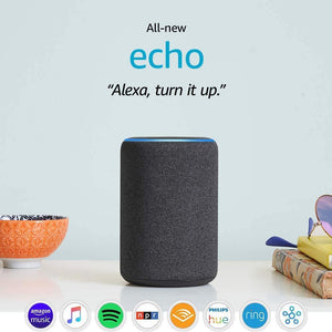 Amazon Echo 3rd Generation (Philippines compatible version) - digitalhome philippines