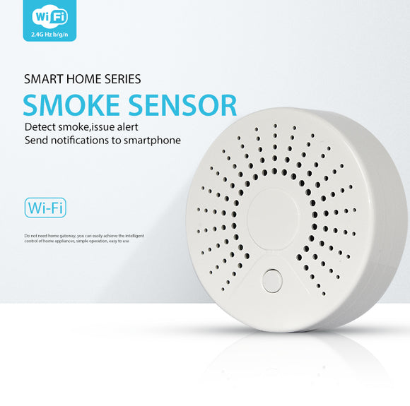 SD100 WiFi Smoke Detector - digitalhome philippines