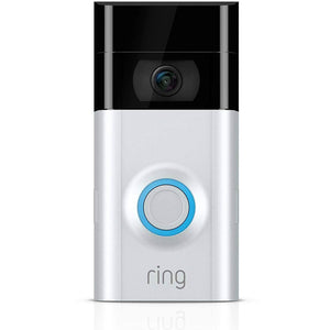 DBR200 Ring Video Doorbell 2 (works with Alexa and Home) - digitalhome philippines