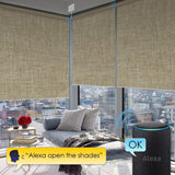 BM100 Smart Motorized Blinds (Works with Alexa and Google Assistant) - digitalhome philippines