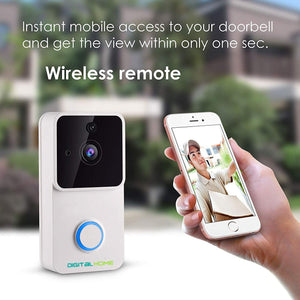 DB200 Smart WiFi Video Doorbell - digitalhome philippines