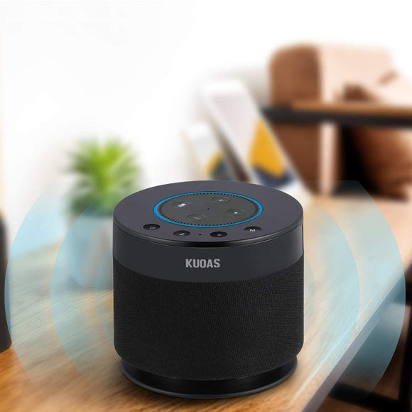 ECHDR-H Amazon Echo Dot Rechargeable Docking Speaker (6-hours Battery Life) - digitalhome.ph