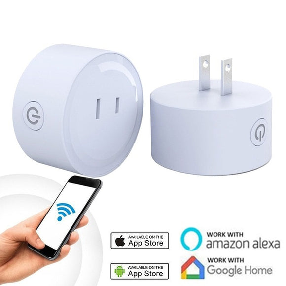 SP110 WiFi Mini-Smart Plug (Works with Alexa and Google Assistant) - digitalhome.ph