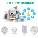 Smart Security alarm system (burglar & fire alarm) - digitalhome philippines