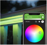PHHUE300 Philips Hue White & Color Ambiance Waterproof Light Strip 2m with plug (Works with  Alexa, Apple Home Kit, and Google Assistant) - digitalhome.ph