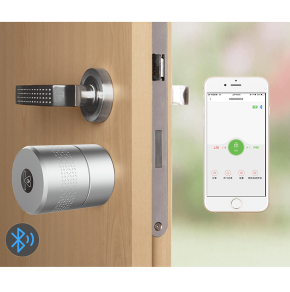 BR100 Retrofit Mortise Smart Lock - digitalhome philippines