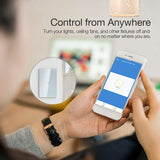 SW200 WiFi Light Switch (Works with Alexa & Google Assistant) - digitalhome.ph