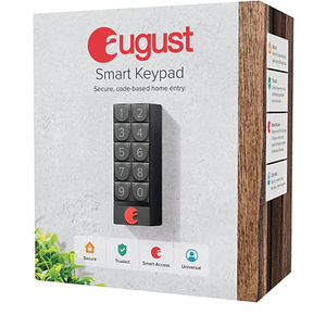 August Keypad for August Smart Lock - digitalhome philippines