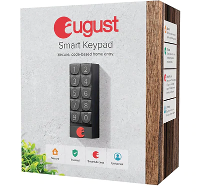 August Keypad for August Smart Lock - digitalhome.ph