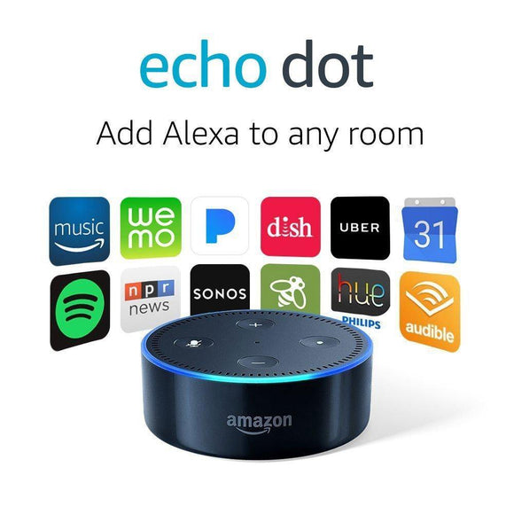 Amazon Echo Dot 2nd Generation - digitalhome philippines