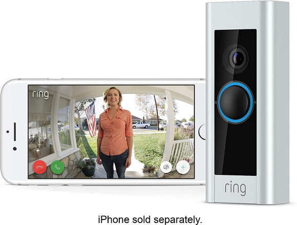 DBR100 Ring Video Doorbell Pro (Works with Alexa and Home) - digitalhome.ph