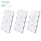 SW400 Zigbee Wall Switch no Neutral line (Works with Alexa and Google Assistant) - digitalhome philippines
