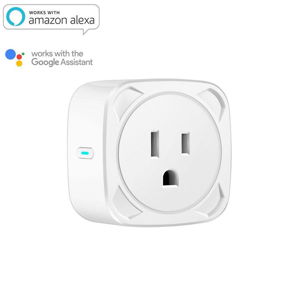SP150 Wifi Smart Plug US with Power monitor (works with Alexa and Google Assistant) - digitalhome.ph