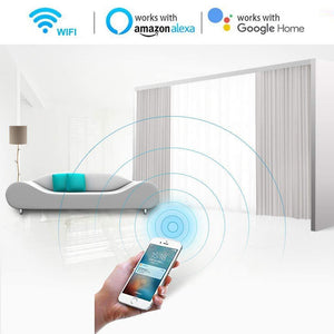 Smart Motorized Curtain Solution - digitalhome philippines