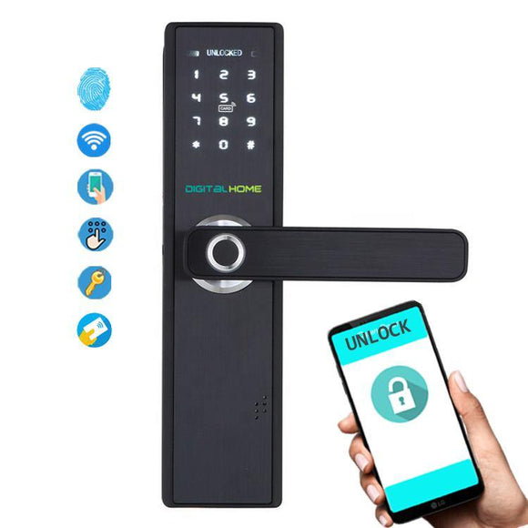 BT600 Smart WiFi Lock - digitalhome philippines