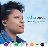 Echobuds100 Amazon Echo Buds with Bose Active Noise Reduction and Alexa built-in - digitalhome philippines