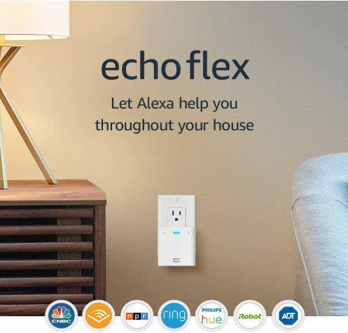 Echo Flex - Plug-in Mini Smart Speaker with Alexa - digitalhome philippines