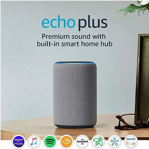 Echo Plus 2nd Gen with Built-in Zigbee - digitalhome philippines
