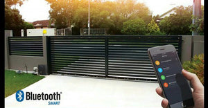 SGS100 Smart Motorized Sliding Gate Solution (Remote and Mobile App) - digitalhome philippines