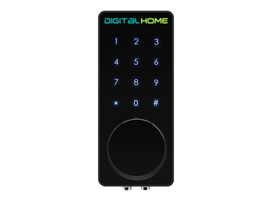 DigitalHome Smart Deadbolt Lock - digitalhome philippines