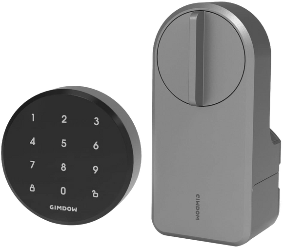 Gimdow Retrofit Smart Lock for Standard and European Mortise - digitalhome.ph