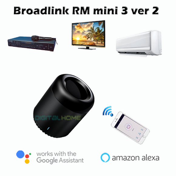 New Broadlink RM Mini 3 (works with Alexa) - digitalhome philippines