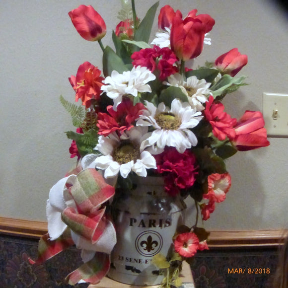 Floral Arrangements and centerpieces